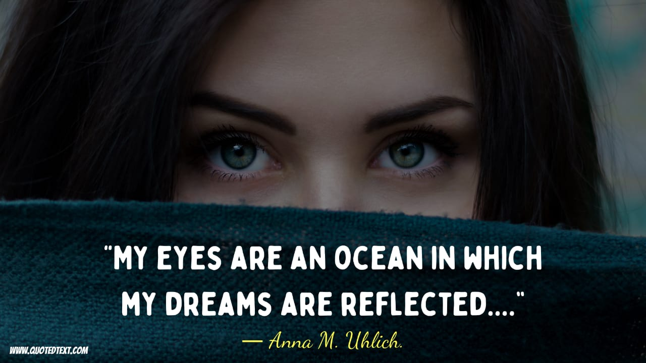 Beautiful Eyes quotes for you