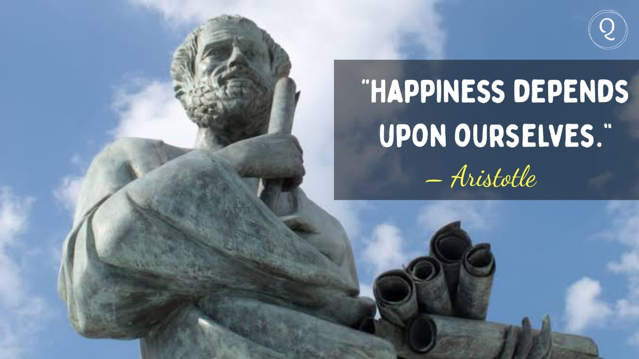 One Liner quotes by Aristotle