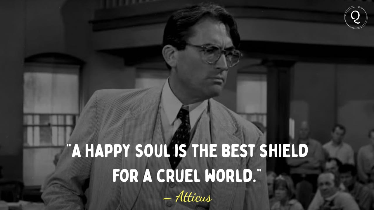 One Liner quotes by Atticus