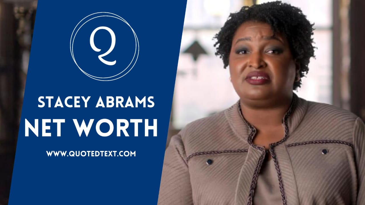 Stacey Abrams net worth