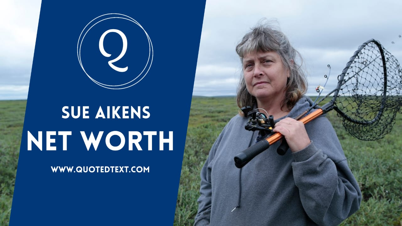 Sue Aikens net worth