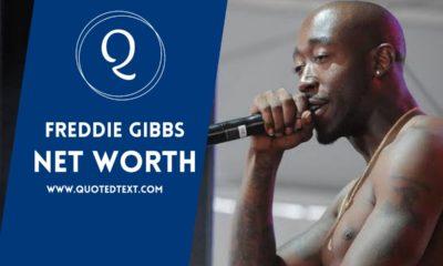Freddie Gibbs net worth
