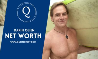 Darin Olien net worth