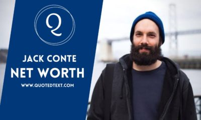 Jack Conte net worth