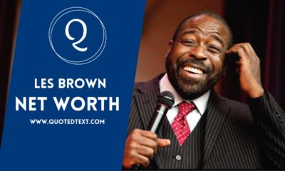 Les Brown net worth