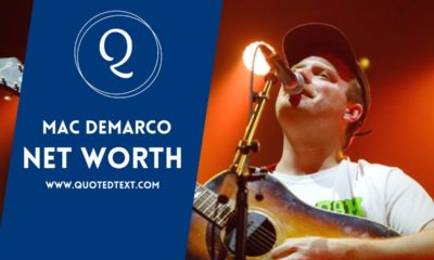 Mac DeMarco net worth
