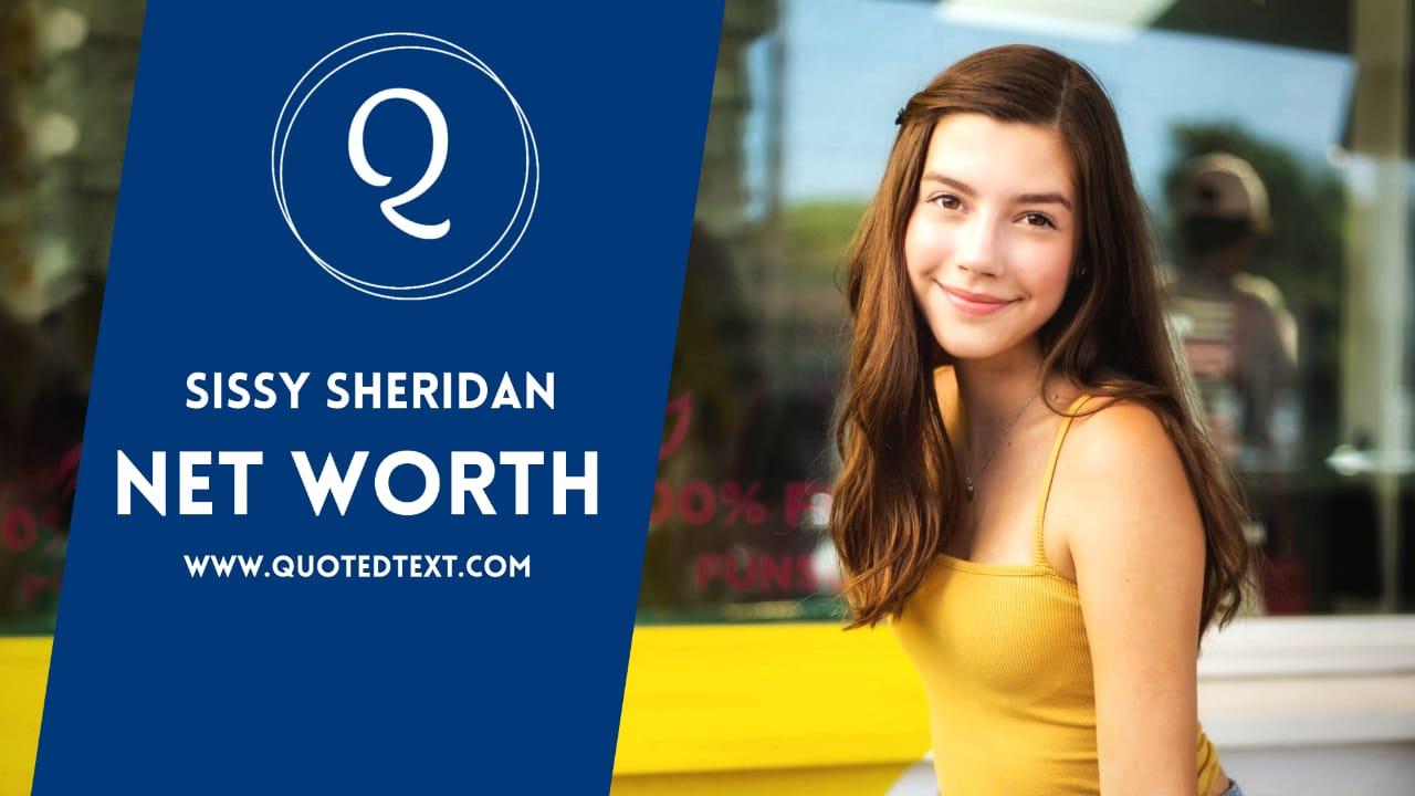 Sissy Sheridan net worth