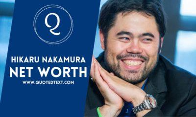 Hikaru Nakamura net worth