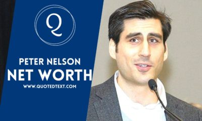 Peter Nelson net worth
