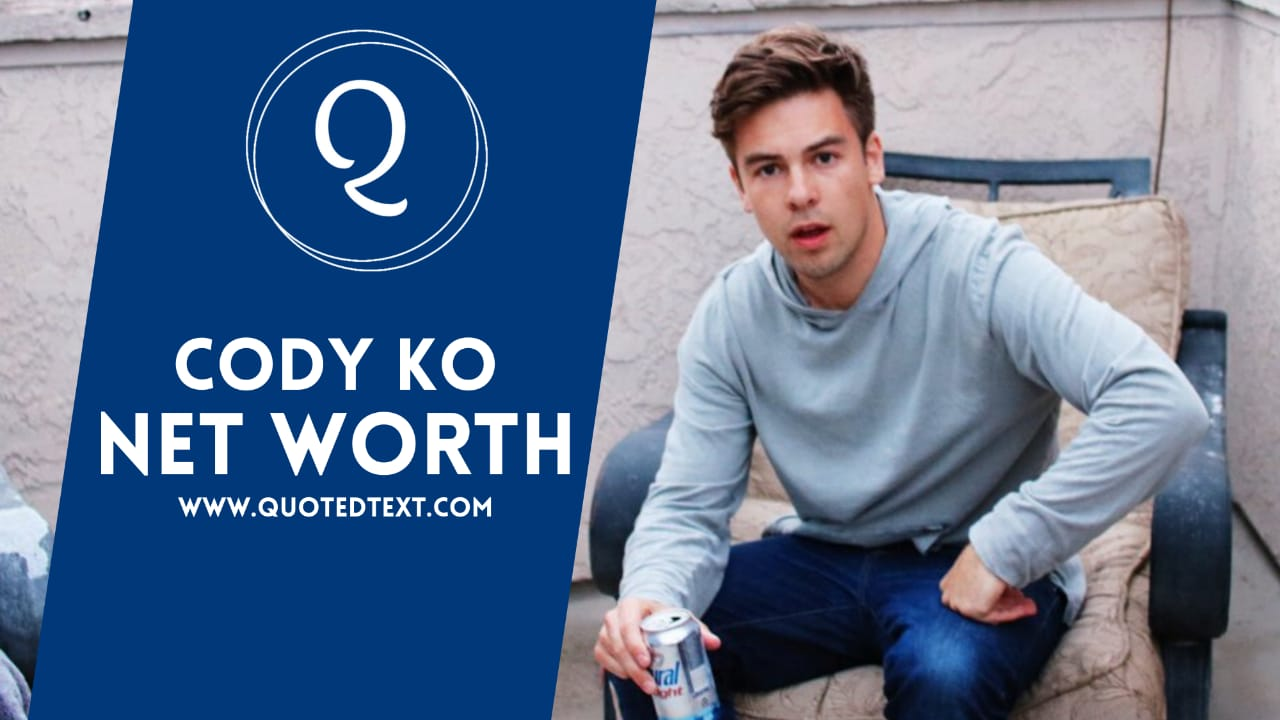 Cody Ko net worth