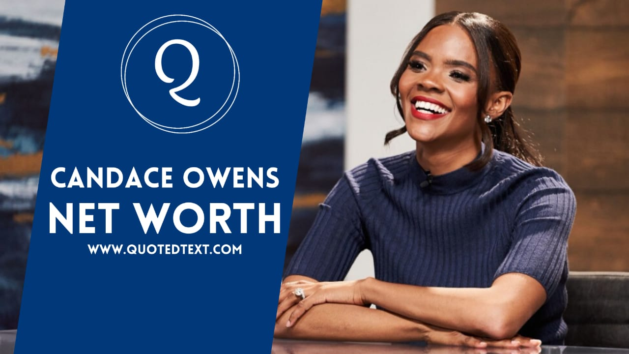 Candace Owens net worth