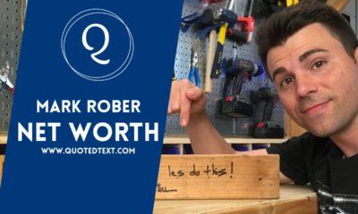 Mark Rober net worth