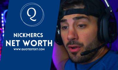 NickMercs net worth