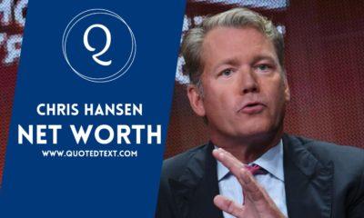 Chris Hansen Net Worth