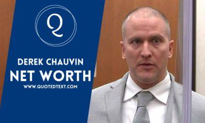 Derek Chauvin Net Worth